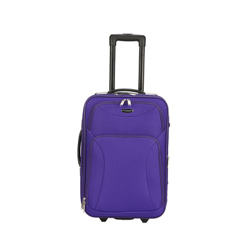 Super Light Fabric Upright Luggage